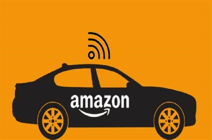 Amazon Tests Delivery By Self Driving Car Robots