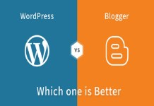 Which one is better Blogger or Wordpress to start Blogging