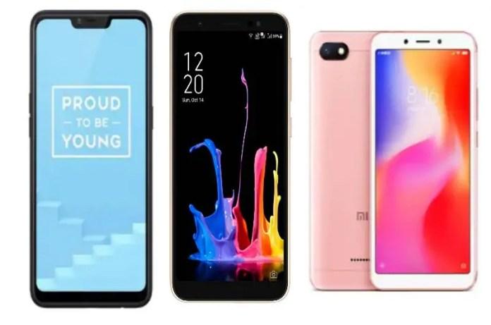 Xiaomi Redmi Go vs Nokia 1 Plus vs Asus Zenfone Live L1