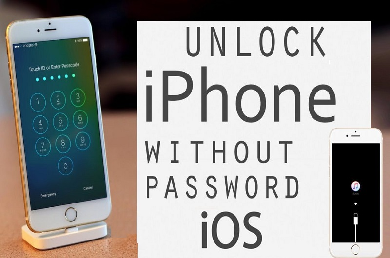 How To Unlock iphone Without Passcode