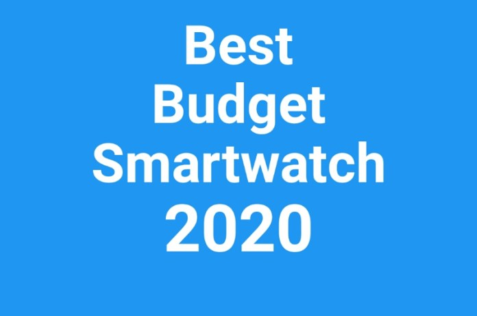Budget Smartwatches in 2020
