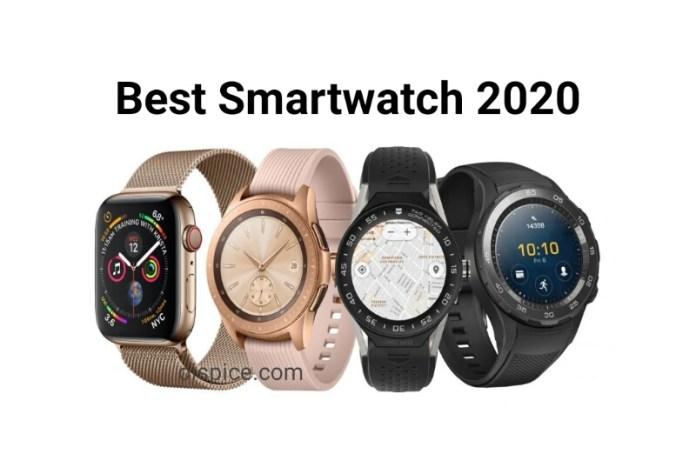Best 5 Smartwatch in 2020