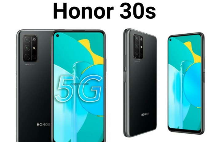 Honor 30S Smartphone Pros and Cons