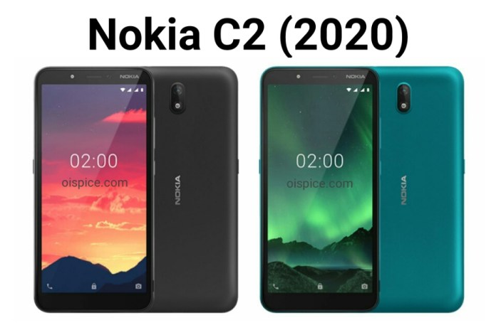 Nokia C2 2020 Smartphone Pros and Cons