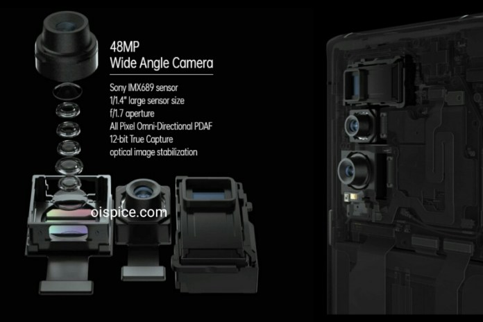 OPPO Find X2 Pro 5G smartphone