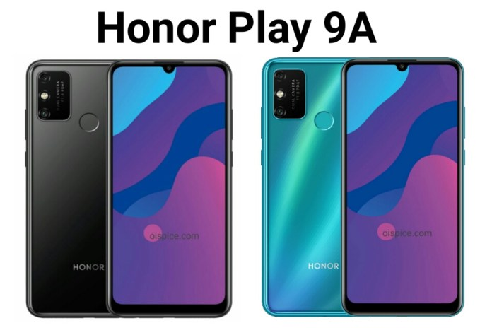 Honor Play 9A Pros and Cons