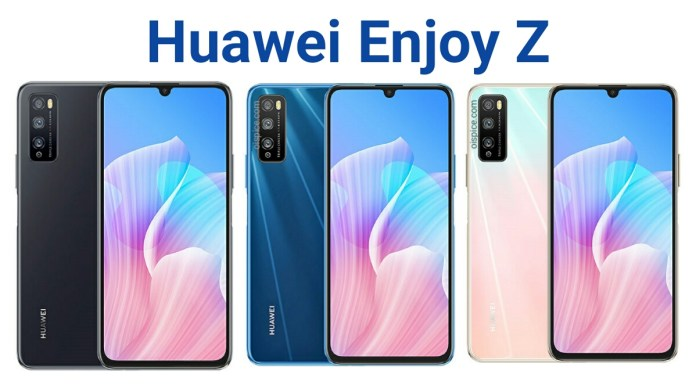 Huawei Enjoy Z Pros and Cons