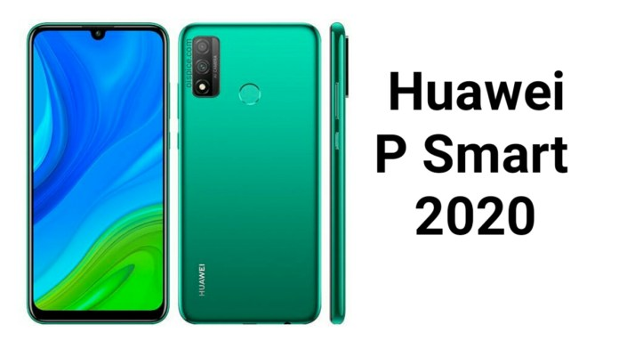 Huawei P smart 2020, Huawei p smart pros and cons,