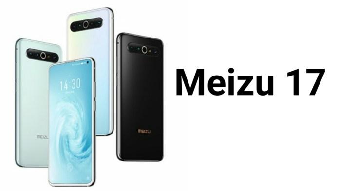 Meizu 17 5G Smartphone