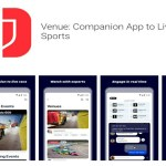New Live Event App Venue