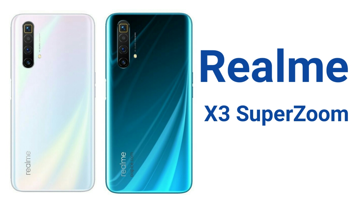 Realme X3 Superzoom Specifications Price Pros And Cons