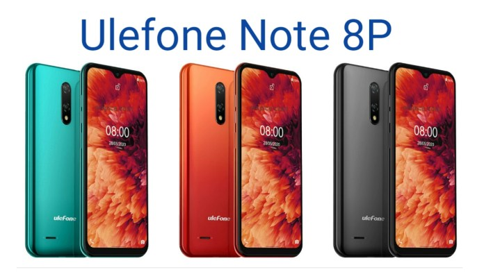 Ulefone Note 8P Specifications Price Pros and Cons