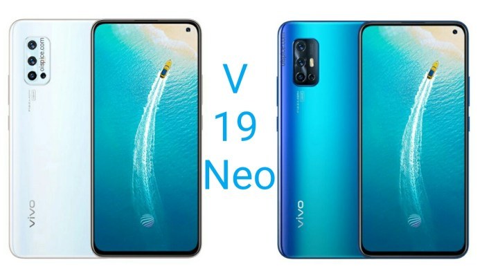 Vivo V19 Neo Specifications Price Pros and Cons