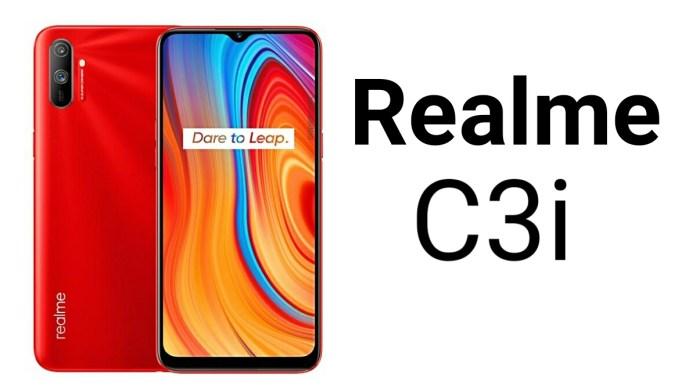 Realme C3i