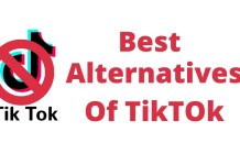 Alternatives to TikTok video app