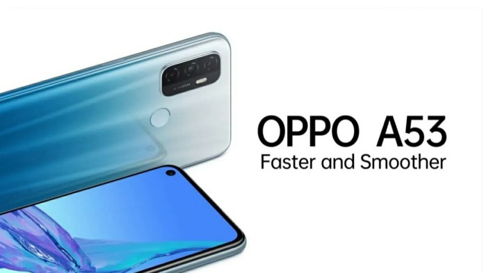 Oppo A53 pros and cons