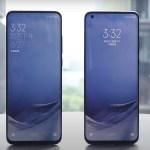 Xiaomi Under Display Selfie Camera smartphone