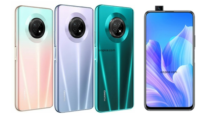 Huawei Enjoy 20 Plus pros and cons