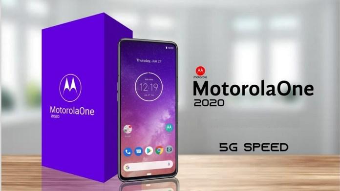 Motorola One phone