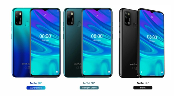 Ulefone Note 9P pros and cons