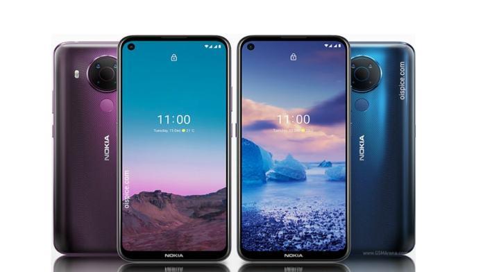 Nokia 5.4 pros and cons