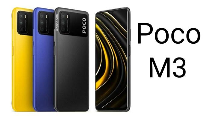 Poco M3 pros and cons