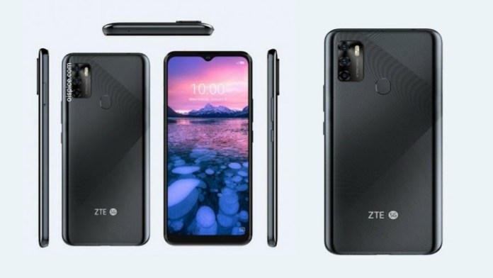 ZTE Blade 20 pros and cons