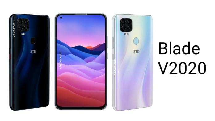 ZTE Blade V2020 pros and cons