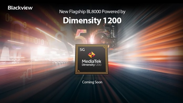 Dimensity 1200 chipset