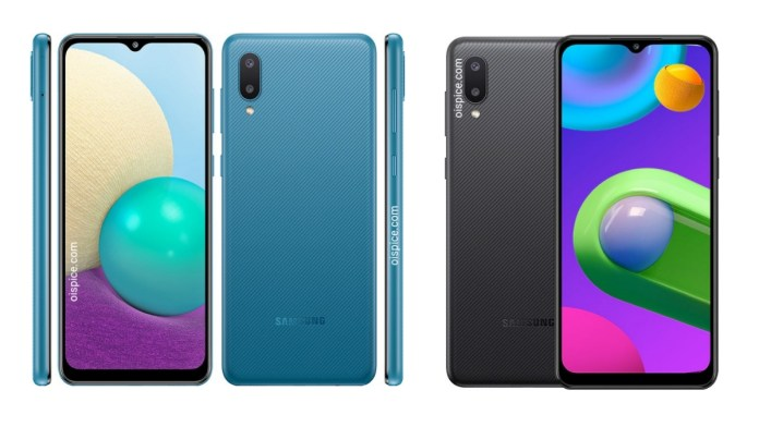 Samsung Galaxy M02 and A02 pros and cons