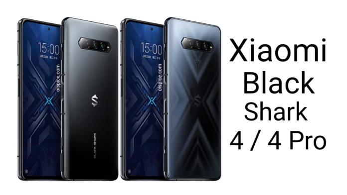 Xiaomi Black Shark 4 and 4 Pro