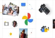 google photos Explore Tab