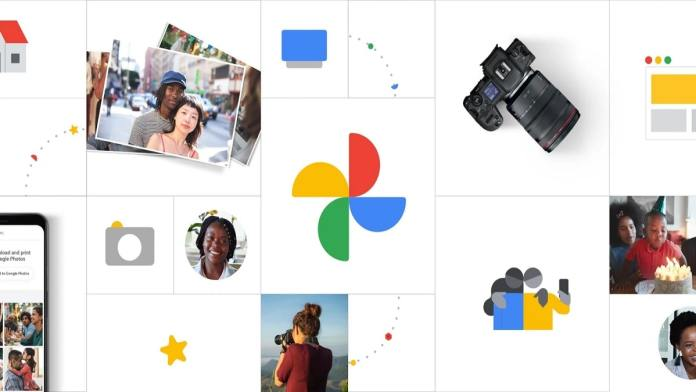 google photos Explore Tab