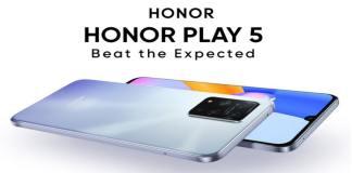 Honor Play 5