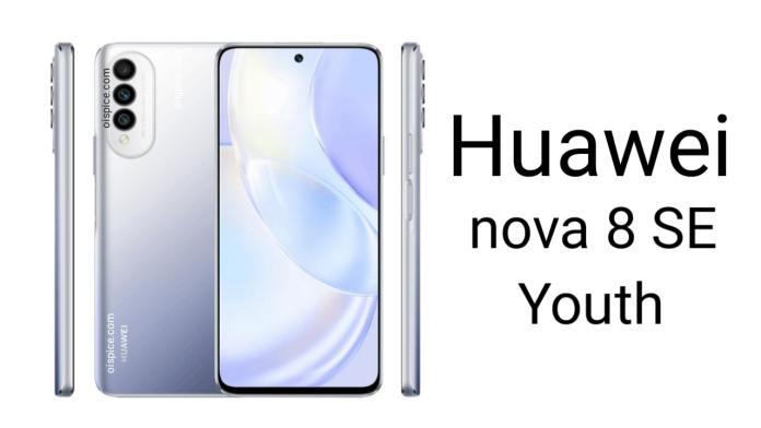Huawei nova 8 SE Youth