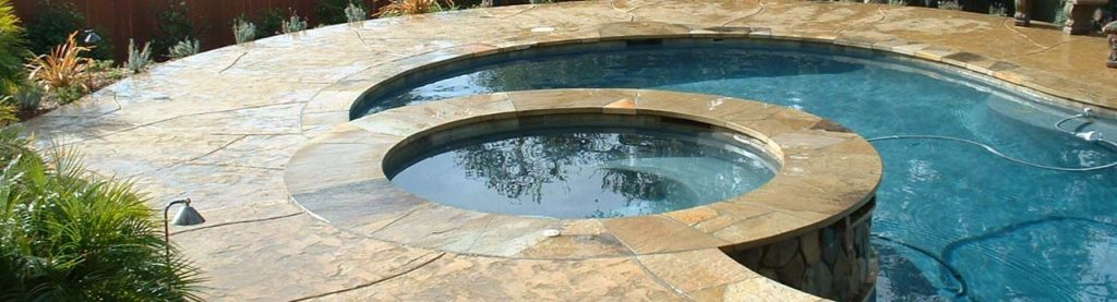 haney landscaping pool and hot tub