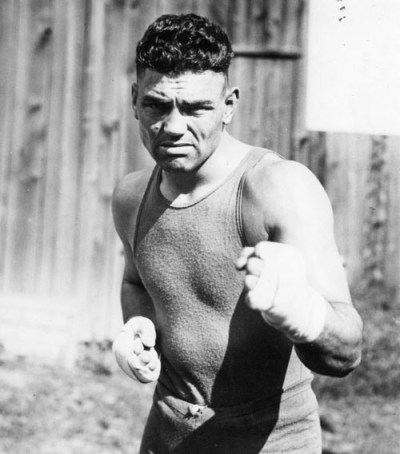 Jack Dempsey sought redemption for a tough loss at Pop Soper's Camp above Ojai.