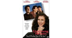 Unstrung Heroes film poster