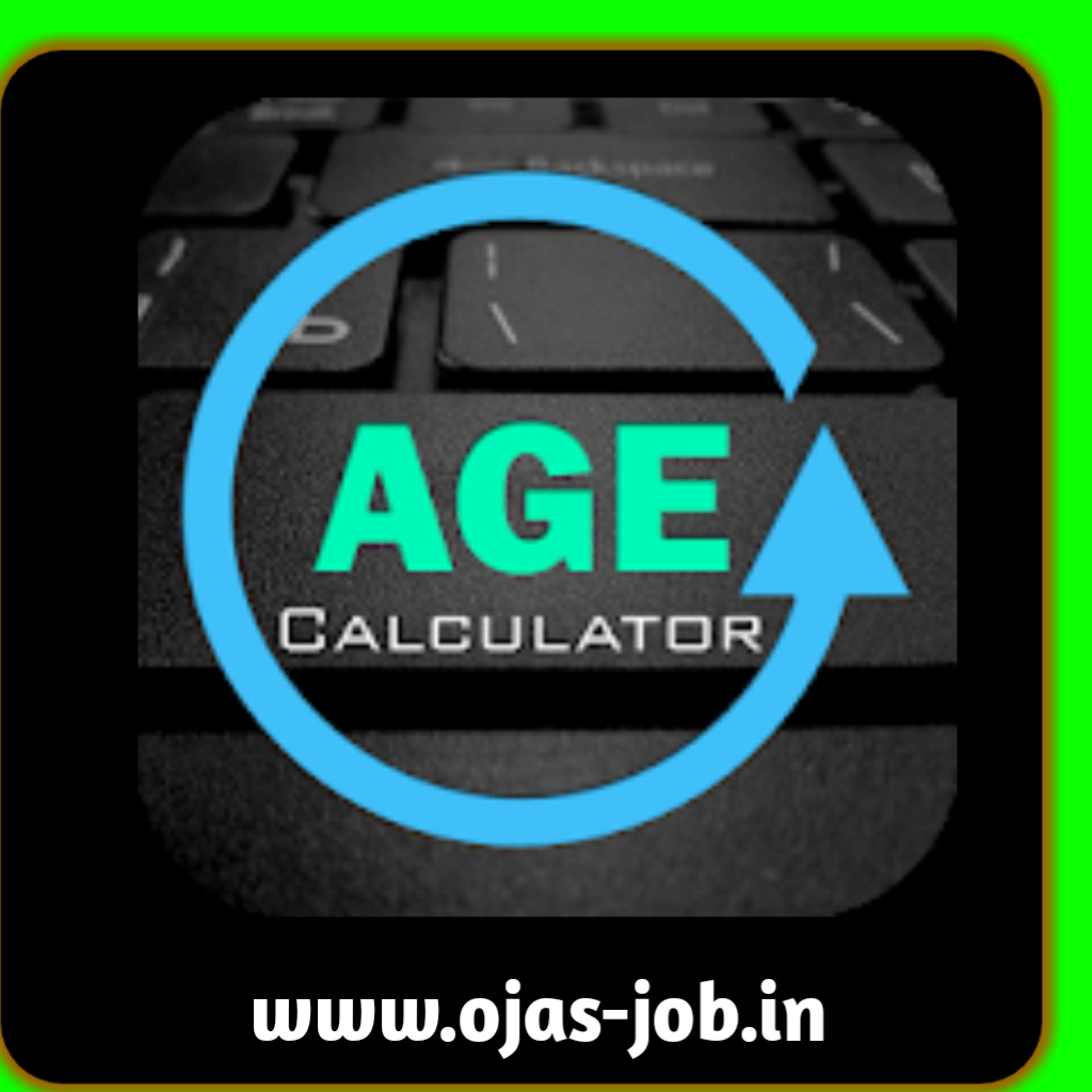 AGE CALCULATOR App. USEFUL FOR ANY TIME FOR MOBILE