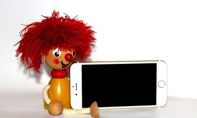 Zasady bezpiecznego używania telefonu przez dzieci