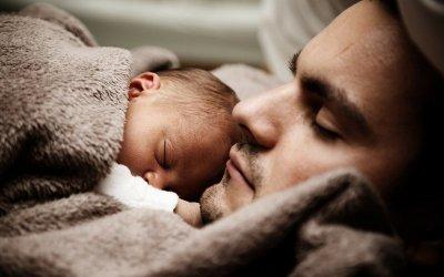5 niezwykłych rzeczy, których doświadczysz jako świeżo upieczony tata