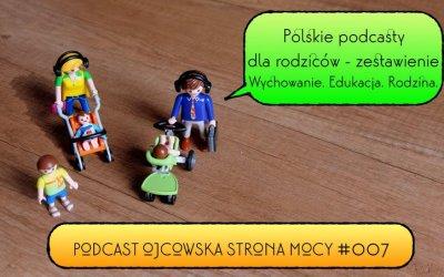 Polskie podcasty dla rodziców 2018
