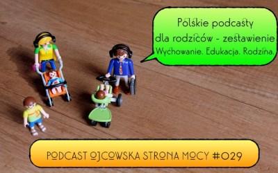Polskie podcasty dla rodziców 2019