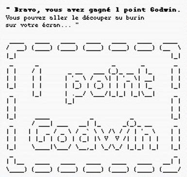 Dossier : le Point Godwin