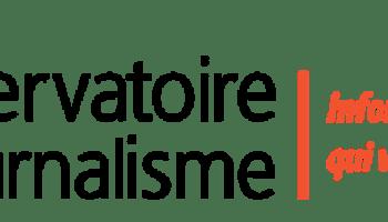 Ojim.fr | Observatoire du journalisme-présentation du site avec lettre électronique-varia