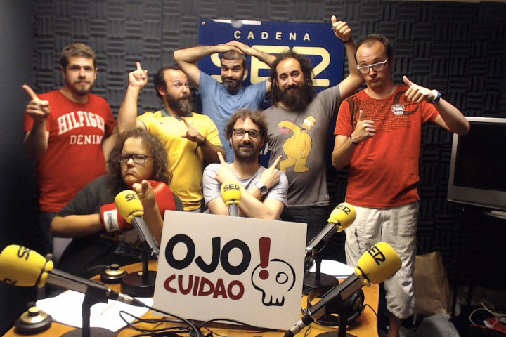 Ojo cuidao! Foto de familia programa-04