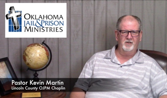 Kevin Martin Lincoln county chaplain