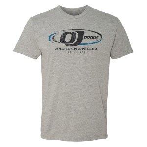 OJ Props Logo Grey Front