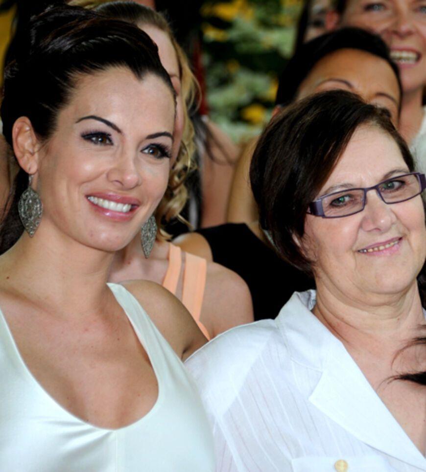Bushidos Frau AnnaMaria und   Bushidos Mutter Luise Maria Engel ist gestorben  OK Magazin