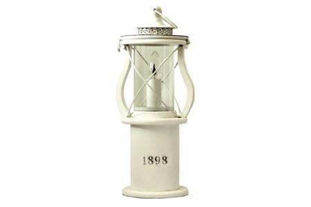 1898 bordslampa vit